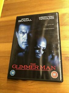 The Glimmer Man (DVD, 1999) From A Private Collection Never Played FREE SHIPPING