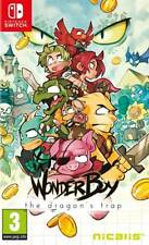 WONDER BOY THE DRAGON'S TRAP (Japanese Ver) for Nintendo Switch NS