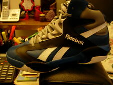 Reebok Pump Shaq Attaq Blue Mens 10.5 US