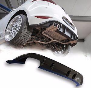 VW Golf 7 MK7 Rear Diffuser