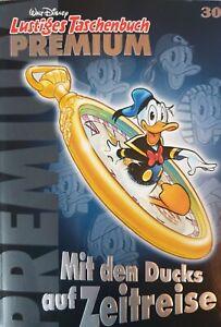 (LTB) Premium 30   Mit den Ducks auf Zeitreise   Sammlerqualität   NEU