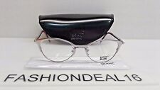 a640ffac87 New Montblanc Authentic MB 438 Silver Purple MB438 072 52-18-135 RX  Eyeglasses