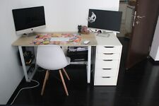 Desk + Drawers + Chair