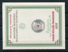 France 1117/18 MH propre estampillé/Croix Rouge 1956... 2/355