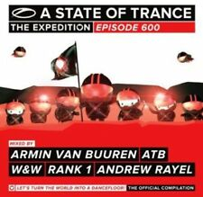 Armin Van Buuren and Friends - State Of Trance 600 [CD]