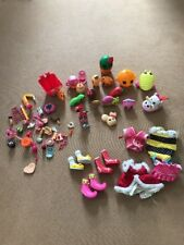 Lalaloopsy Accessories Bundle Clothing Shoes Pets  Toys