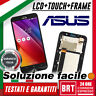 DISPLAY LCD+TOUCH SCREEN+FRAME ORIGINALE PER ASUS ZENFONE GO LTE ZB551KL X013D!!