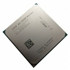 AMD A6-3600 Series AD3620OJZ43GX 2.2GHz Socket FM1 Processor