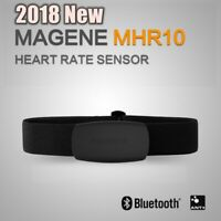 Magene Bluetooth 4.0 Cycling running Heart Rate Monitor Chest Belt Strap MHR10