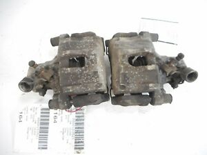 13-15 Ford Focus Driver Left & Passenger Right Rear Brake Caliper Set OEM Escape