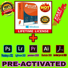 Nitro Pro 13 PDF 🔥 Lifetime Activated 🔥Fast Delivery⚡ + collection cc🔥