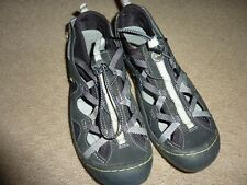 J-41 Jeep Arries  Womens Black Gray Vegan Sport SIZE 7 Hiking Water Shoes