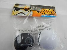 Disney Star Wars Darth Vader Storm Trooper 2 Pack Antenna Topper Pencil/Pen Ball