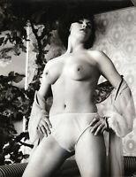 """  NU   "" circa 1960 - Photo vintage (Russell Gay)"
