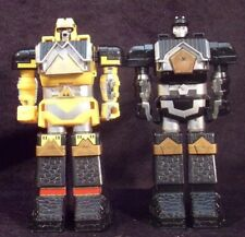 Power Rangers Shogun Megazord Yellow and Black