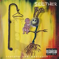 SEETHER - ISOLATE AND MEDICATE   CD NEW!