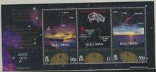 united kingdom - Island Man block38 (complete issue) FDC 1999 Admission in that