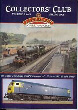 Bachmann Branch Line OO Collectors Club 2008 47035 Cravens DMU Windhoff Jubilee