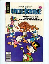 Walt Disney's Uncle Scrooge #163 (1978) VF- 7.5