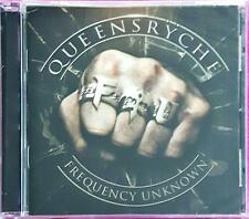 Queensryche Frequency Unknown Cd + Bonus Track 2013 Version Sigillato Sealed