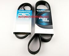 MAZDA MPV FAN BELT KIT SUITS 2.5L V6 LW MODELS WITH GY MODELS 9/1999-6/2002