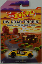 HW ROAD TRIPPIN 14 Turquesa Trail NEET STREETER 1:64 HOT WHEELS EE.UU. cbj03