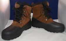 Ozark Trail Men's New Winter Pac Boots Size 8 Insulated Cold Weather Rated -5° F