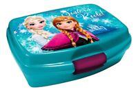 Brotdose Brotbox Lunchbox Kindergarten KiTa Schule Disney Eiskönigin Anna Elsa