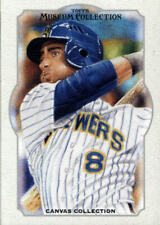 2013 Topps Museum Collection Canvas Collection #11 Ryan Braun BX 2J