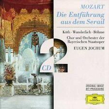 olfgang Amadeus Mozart - Mozart Die Entführung aus dem Serail [CD]