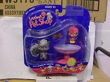 Littlest Pet Shop Squirrel & Bird # 131 & 132 New In Box