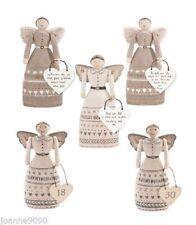 Figuras decorativas ángeles para el dormitorio