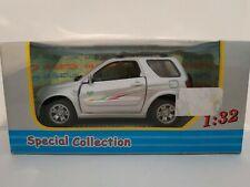 Blitz envío toyota rav 4//rav4 plata//Silver Welly modelo auto 1:34 nuevo embalaje original