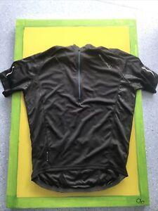 Endura Black Xtract S/S Jersey Size XL