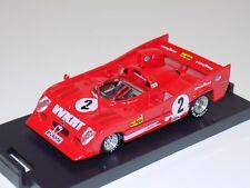 1/43 Brumm Alfa Romeo 33TT12 Winner of the 1975 Monza 1000km  238