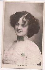 "Vintage Postcard Gertrude ""Gertie"" Millar Countess of Dudley English actress"