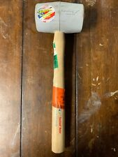 Estwing Mallet 18 Oz Hickory Handle