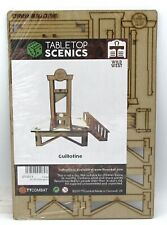 TTCombat OTS013 Guillotine (Wild West) Old Town Scenics Terrain Kit Execution