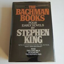 1st Edition/2nd Printing - The Bachman Books: Four Early Novels by Stephen King