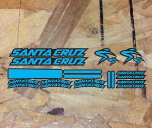 Santa Cruz Mountain Bike Replacement Decals Stickers Bike Frame Kit Cycling MTB