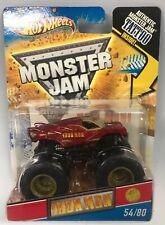 Hot Wheels Monster Jam - Iron Man 54/80 NEW NIP
