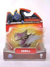 Dreamworks Dragons Defenders Of Berk Skrill Mini Figure Toy Sealed Rare