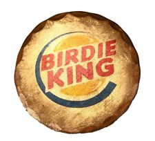Birdie King Forged Copper Golf Ball Marker by Sunfish