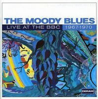 The Moody Blues - Live at the BBC: 1967-1970 [New CD] England - Import