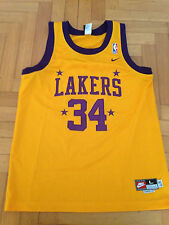 Canotta Jersey Nba O'Neal Lakers Nike 14 16 Youth Jordan Basket VTG Los Angeles