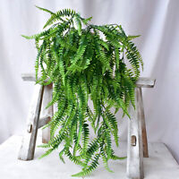 Artificial Hanging Vine Plants Fake Greenery Ivy Garland Photography Decor