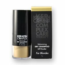 Keratin Complex Volumizing Dry Shampoo Lift Powder For BLONDES 9g