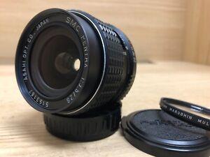 *Mint* SMC Pentax 28mm F/3.5 Wide Angle Lens Pentax K PK Mount From Japan
