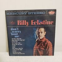 BILLY ECKSTINE - DON'T WORRY 'BOUT ME LP Record Vinyl - jazz soul ( SR 60736 )