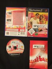 PS2 Singstar Turkish Party OVP Sony Playstation 2 #PS2#01004